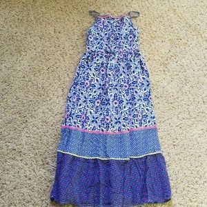 Adorable Girls Maxi Dress
